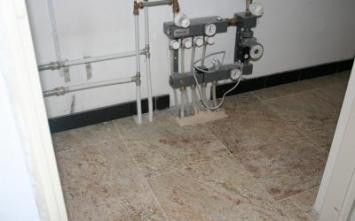 Vloerverwarming apeldoorn.nl - Vloerverwarming, Vloerverwarming na oplevering